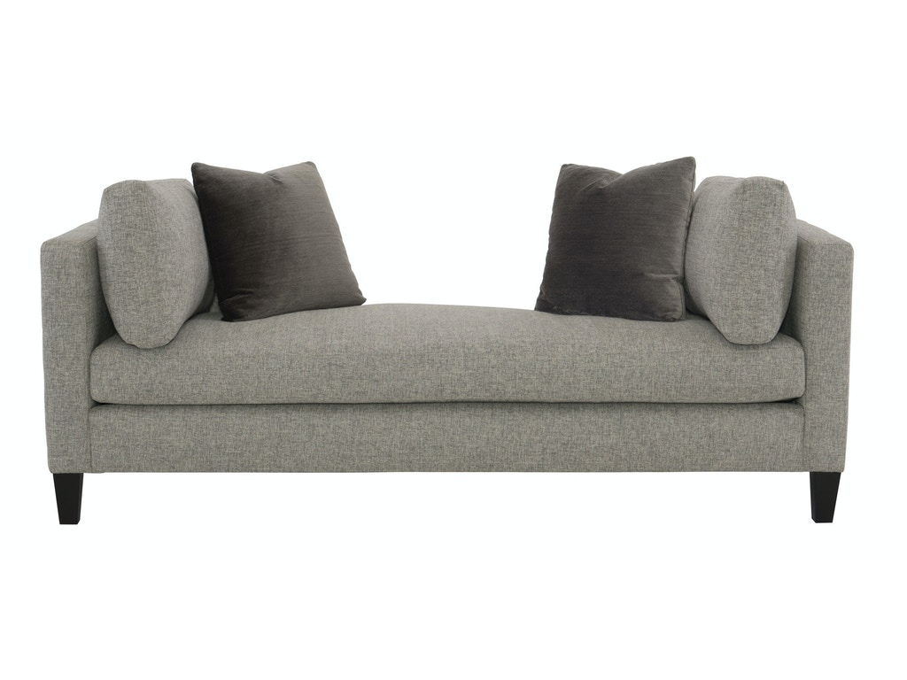 Bernhardt interiors living room chaise n1189 charter for Chaise interiors