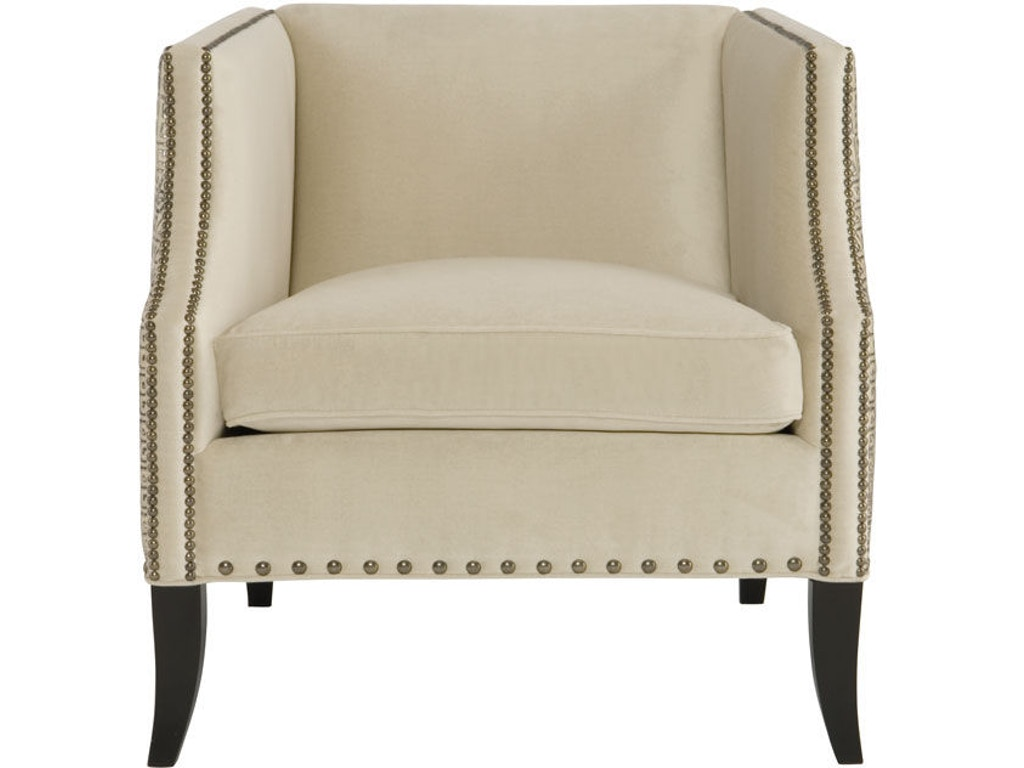 Bernhardt Interiors Living Room Chair N2322 - Factory Direct ...