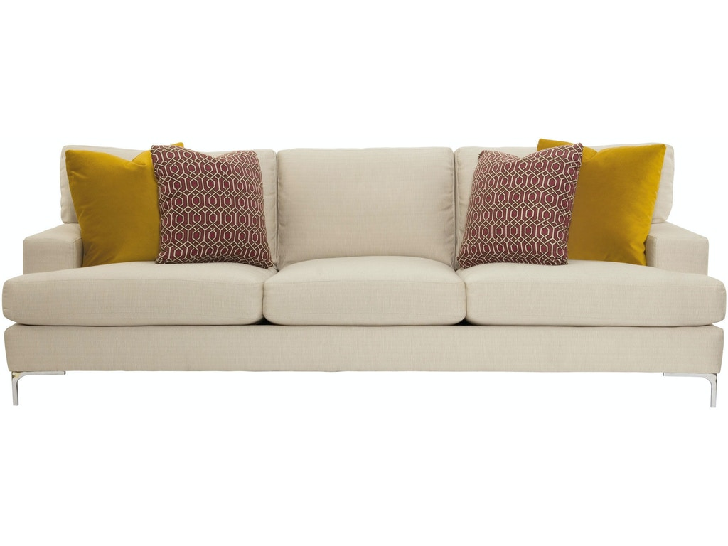 Bernhardt interiors living room sofa n2467 noel for Furniture 77095