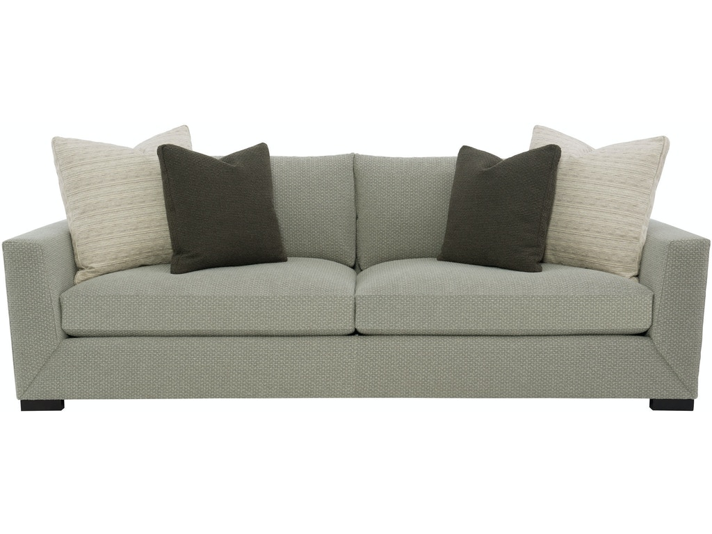 Bernhardt interiors living room sofa n3197 norwood furniture Bernhardt living room furniture