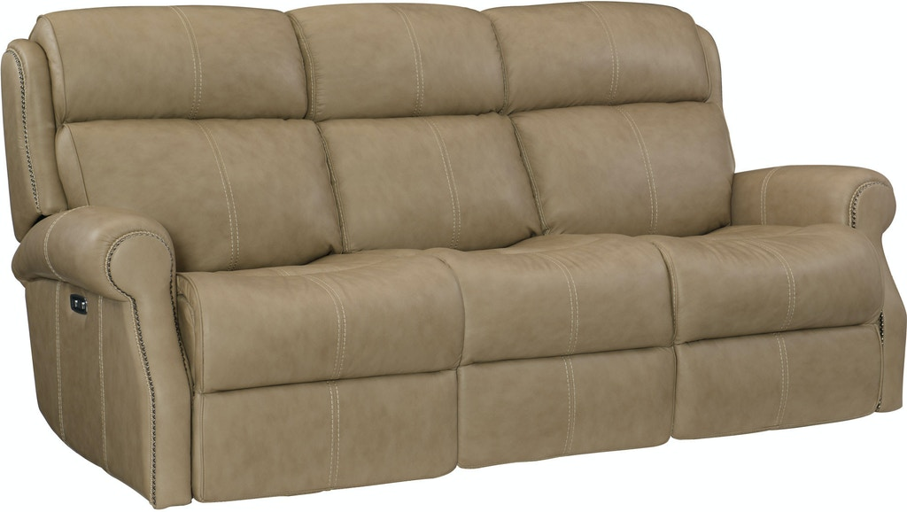Bernhardt Living Room Power Motion Sofa 297rl West Coast