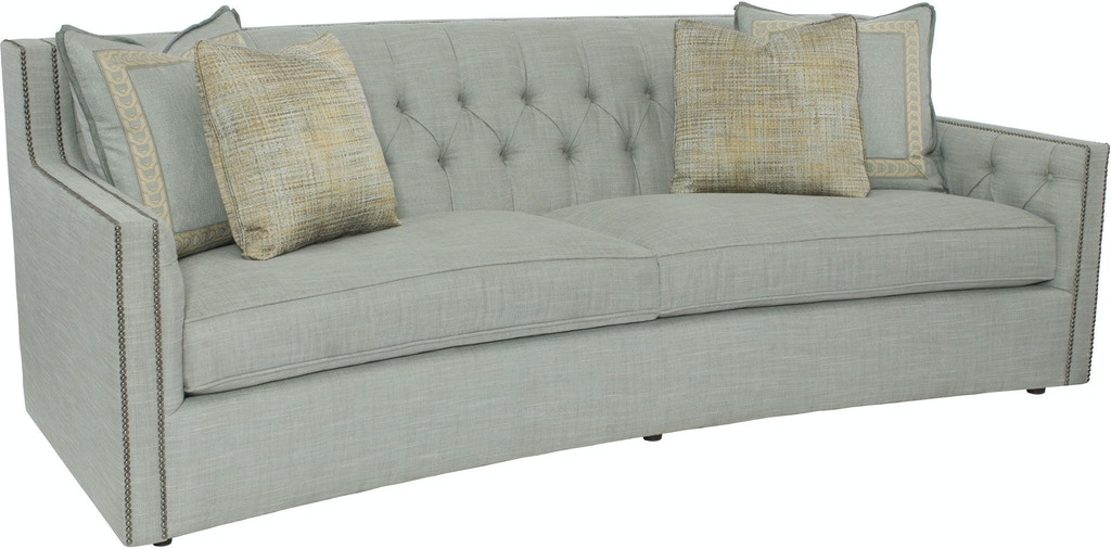 Strange Bernhardt B7277 Living Room Sofa Beutiful Home Inspiration Truamahrainfo