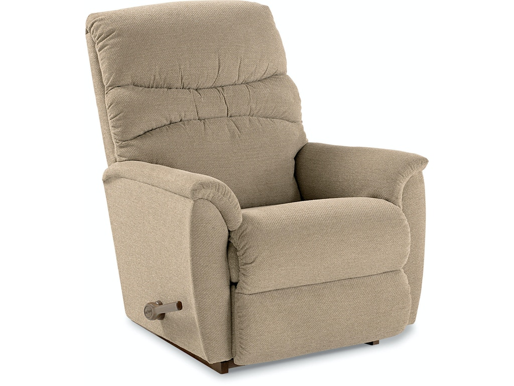 La z boy living room reclina rocker recliner 10508 art sample furniture saginaw mi - Stylish rocker recliner ...