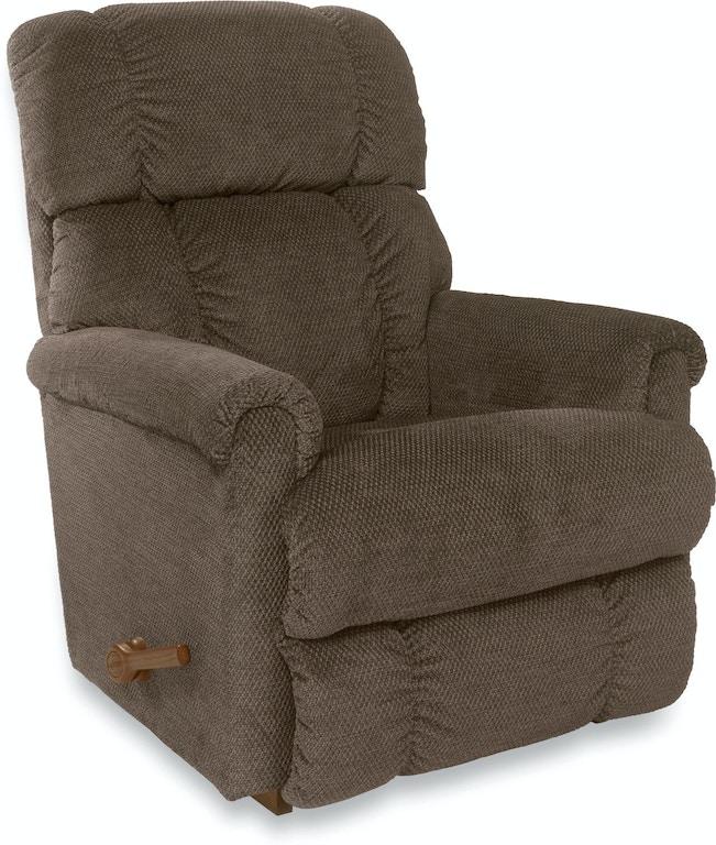 La Z Boy Reclina Rocker Recliner Chair Art Sample Home