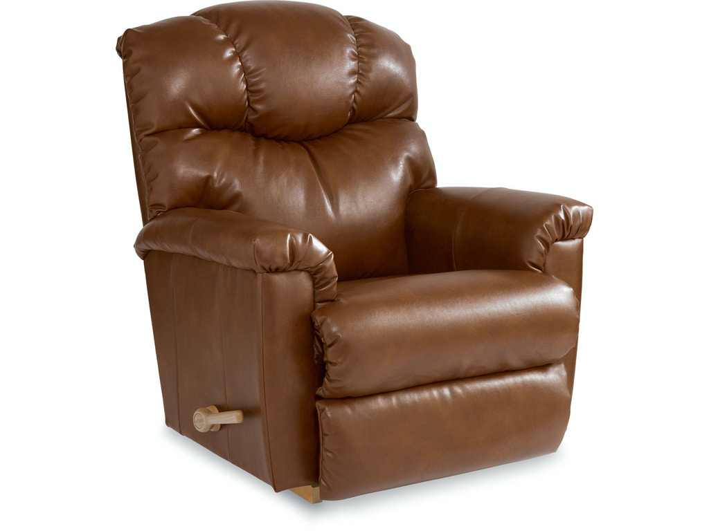 La z boy living room reclina rocker recliner 010515 hickory furniture mart hickory nc - Stylish rocker recliner ...