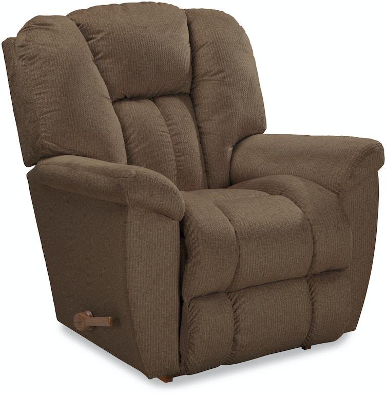 Brilliant La Z Boy Living Room Maverick Reclina Rocker Recliner 10582 Uwap Interior Chair Design Uwaporg