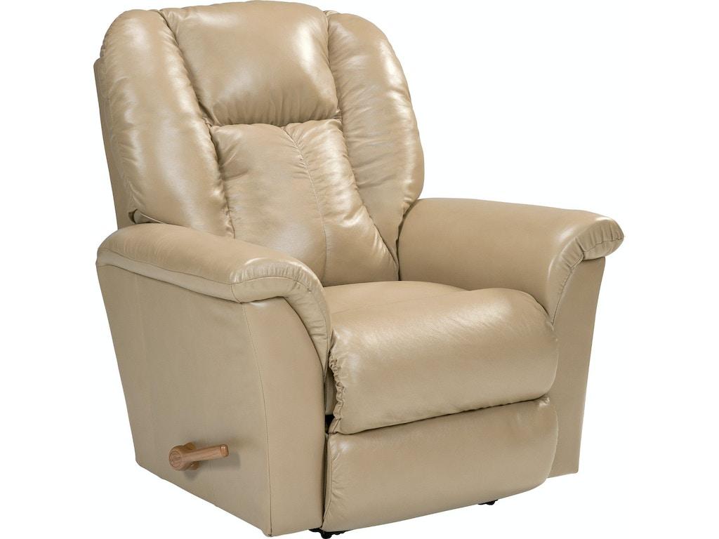 La-Z-Boy Living Room Jasper RECLINA-ROCKER® Recliner