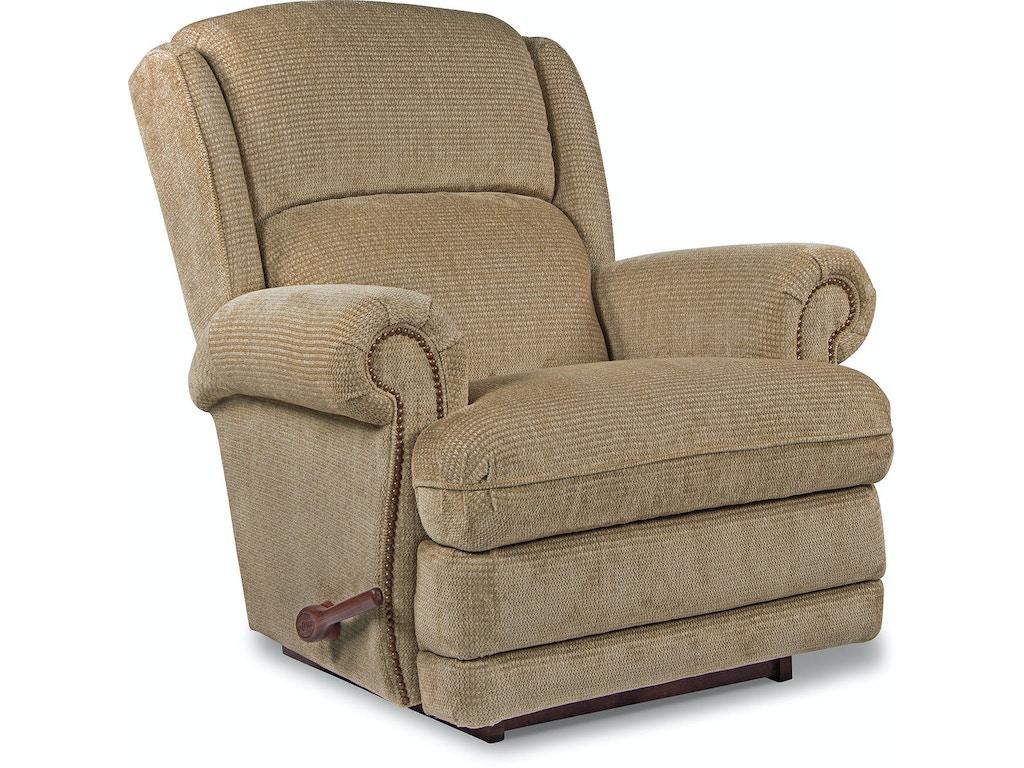 La Z Boy Living Room Reclina Rocker Recliner 010768 Quality Furniture Murfreesboro Tn
