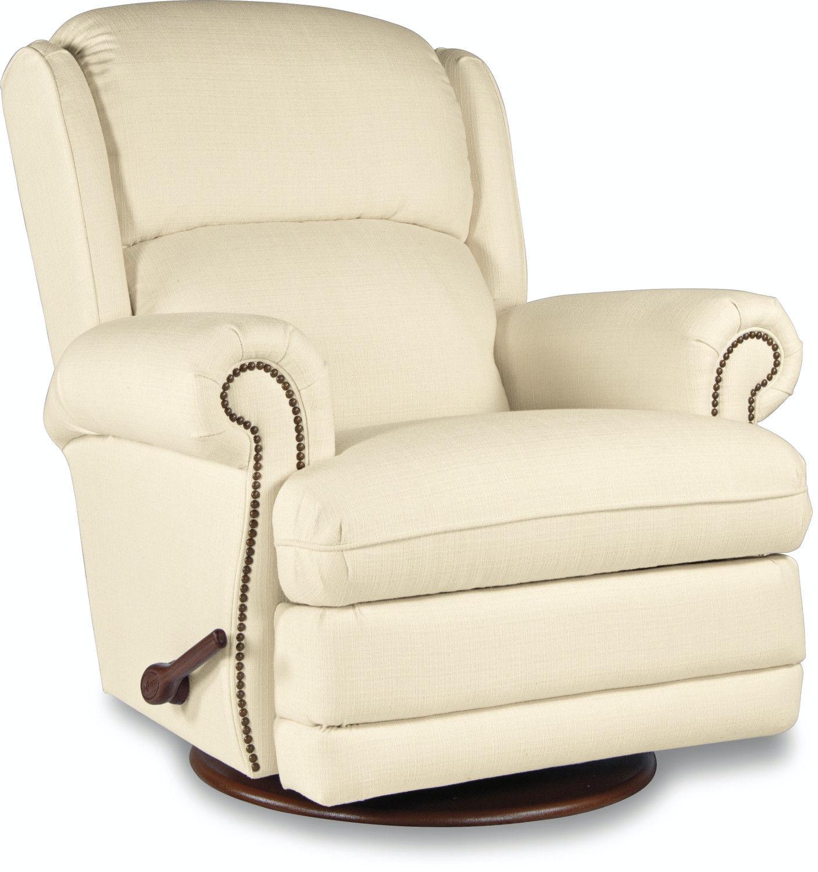 La-Z-Boy. 017768. RECLINA-GLIDER® Swivel Recliner  sc 1 st  Kamin Furniture & La-Z-Boy Living Room RECLINA-ROCKER® Recliner 010768 - Kamin ... islam-shia.org