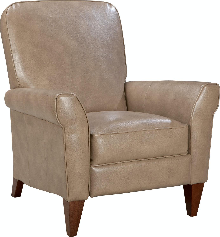 La Z Boy Living Room High Leg Recliner 2 Position