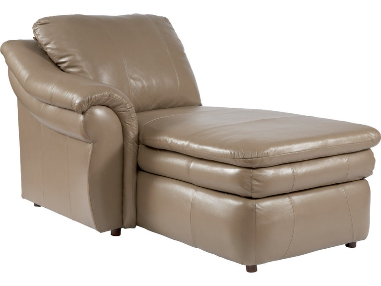 La Z Boy Living Room Right Arm Sitting Chaise 04V420 At Evans Furniture Galleries