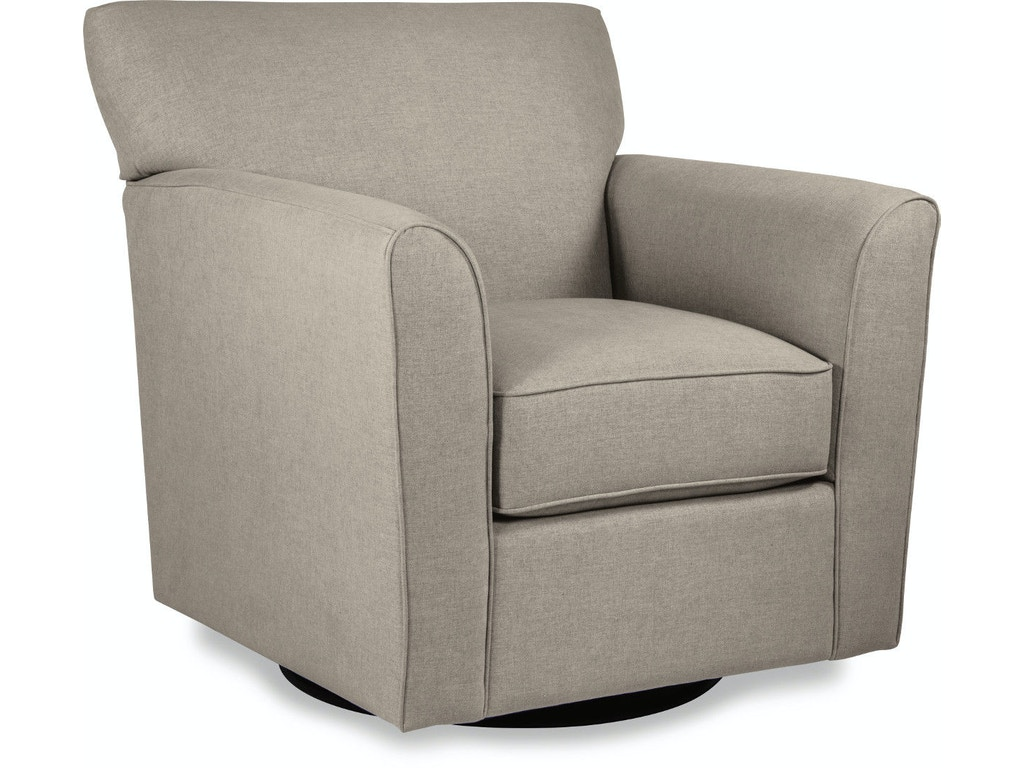 Living Room La Z Boy Premier Swivel Occasional Chair