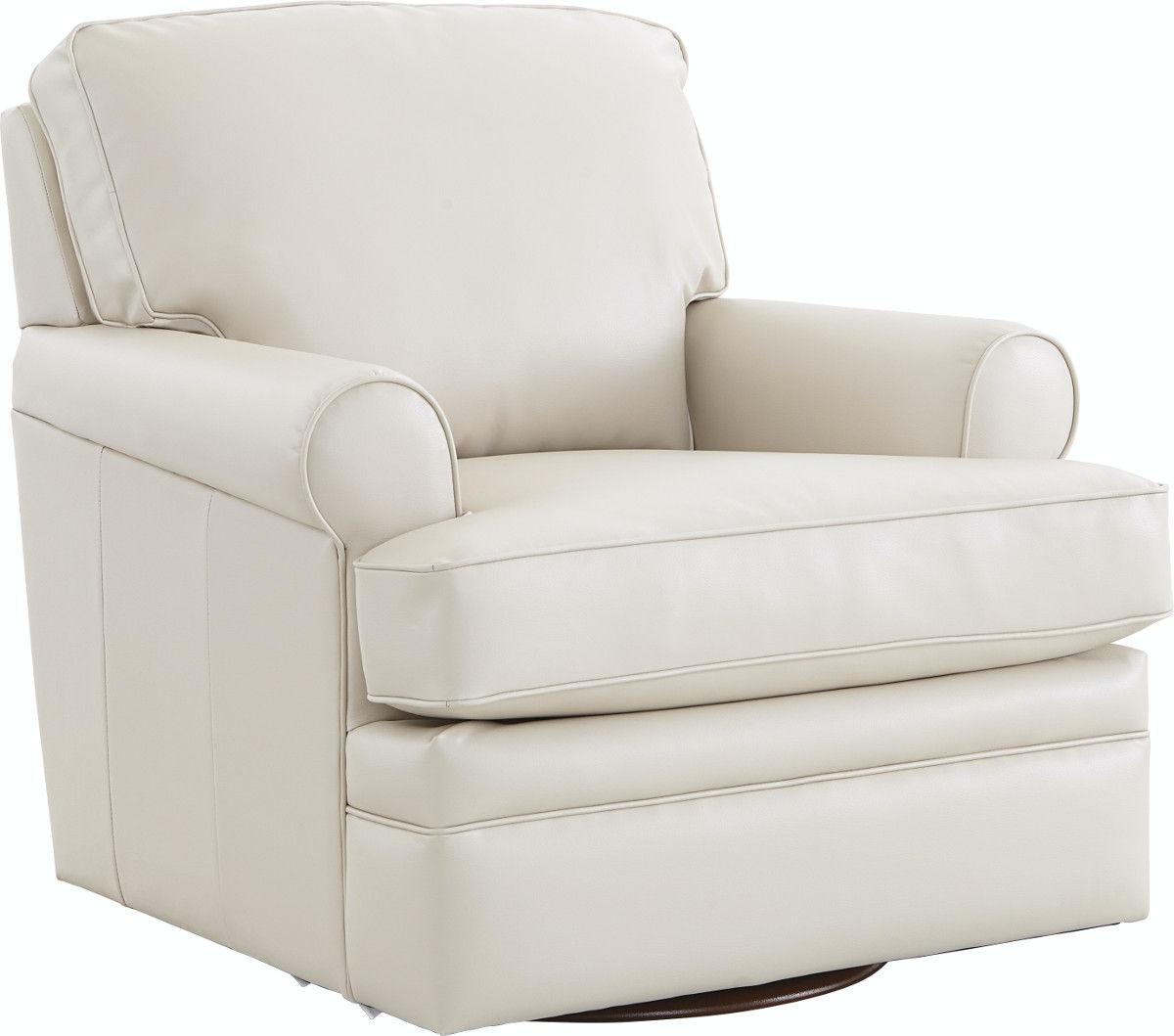 Merveilleux La Z Boy® Premier Swivel Occasional Chair 215462