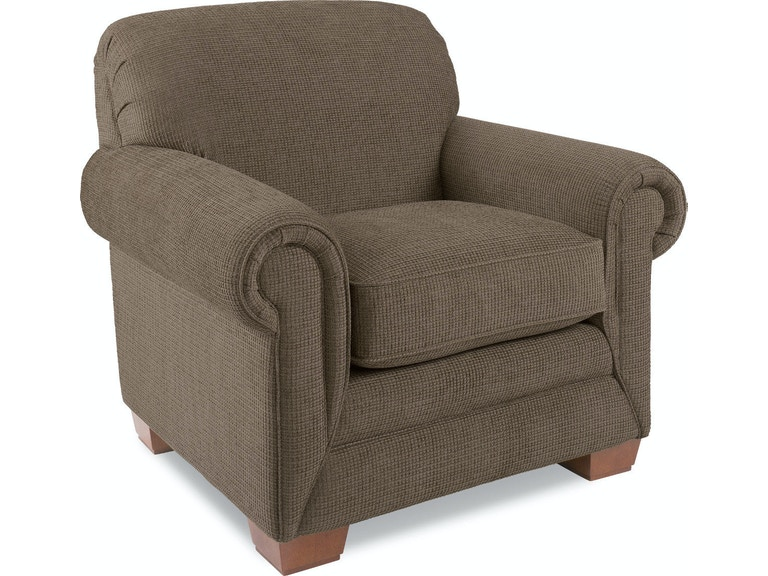 Top 4 Comfortable Chairs For Living Room: Living Room Mackenzie La-Z-Boy® Premier Stationary Chair