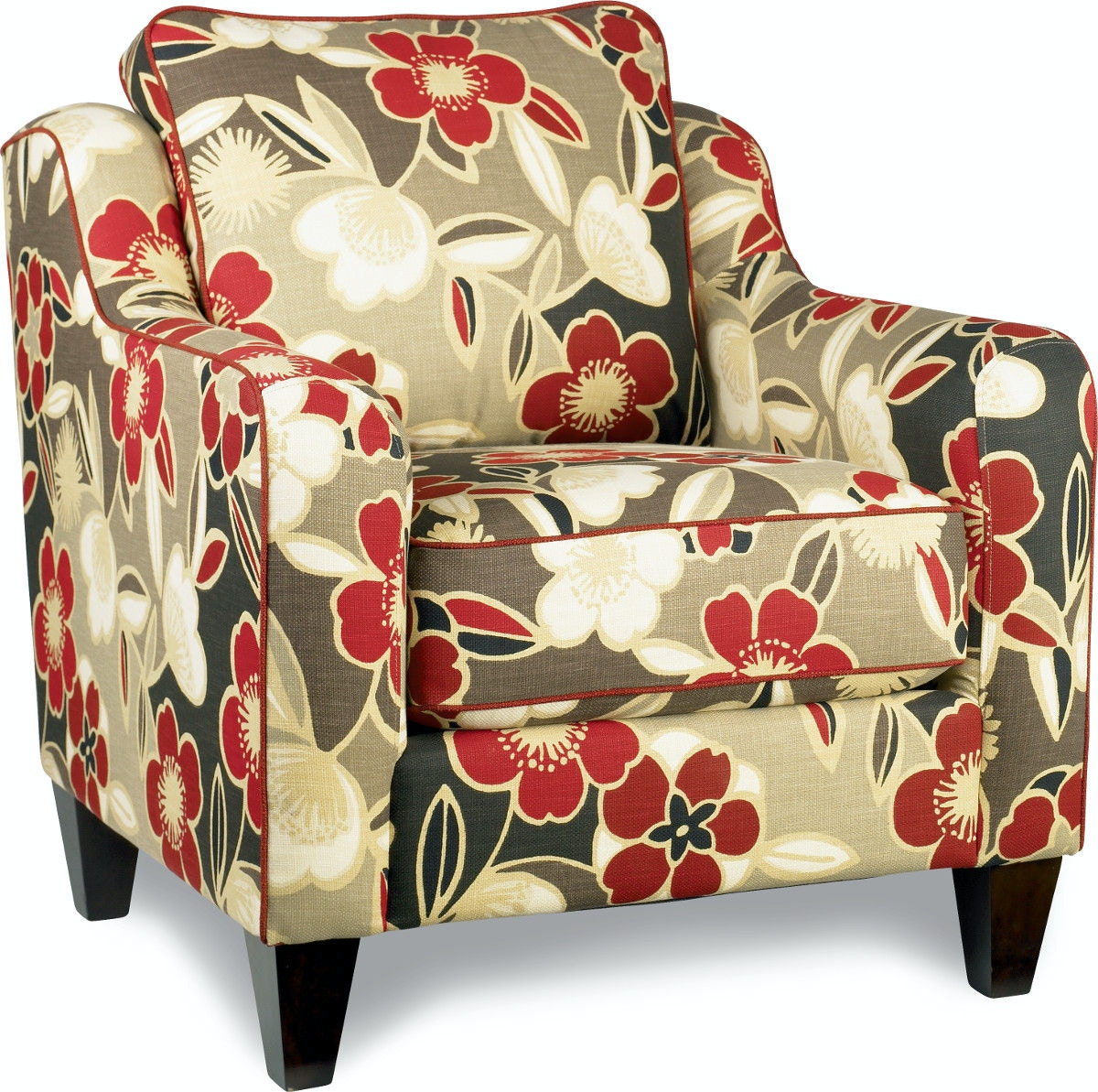 Living Room La Z Boy Premier Stationary Chair 230451 Jensen Home