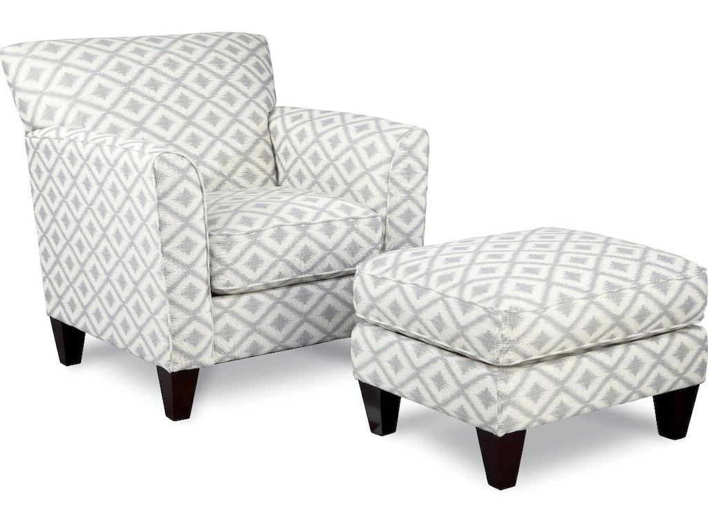 Astounding Living Room Allegra La Z Boy Premier Ottoman 245401 Dailytribune Chair Design For Home Dailytribuneorg