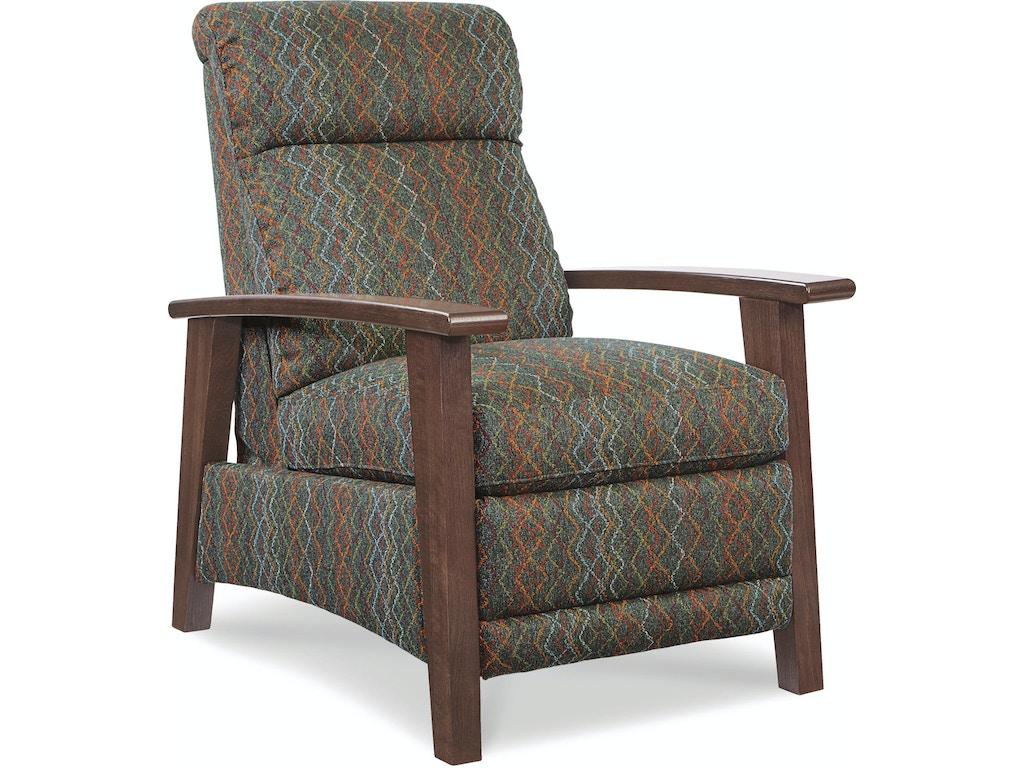 Living Room La Z Boy 174 Low Profile Recliner 255409 Kettle
