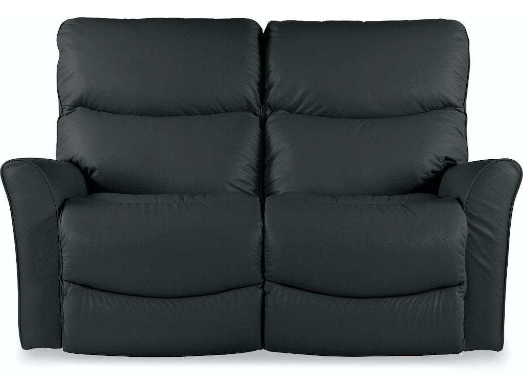 La Z Boy Living Room Reclina Way Full Reclining Loveseat 320765 Hickory Furniture Mart