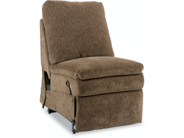 La Z Boy Living Room Armless Recliner 40s420 At Quality Furniture