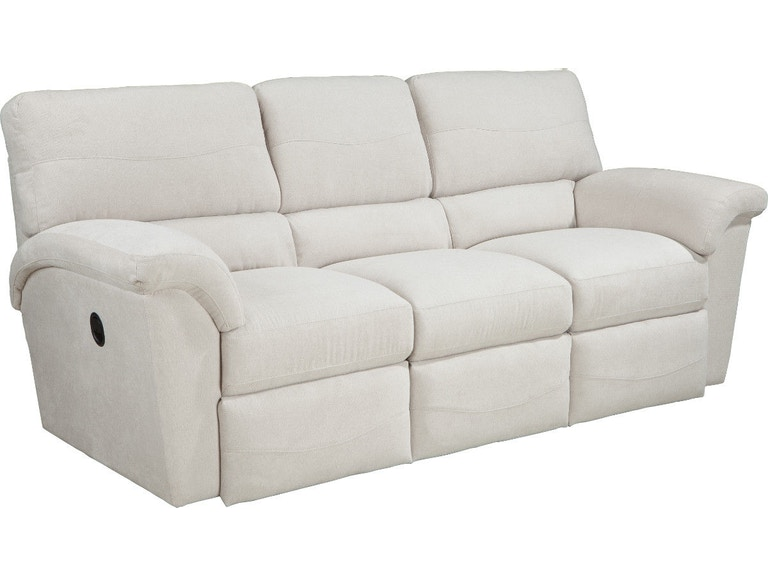 La Z Boy Living Room Time Full Reclining Sofa 440366 At Ramsey Furniture Company