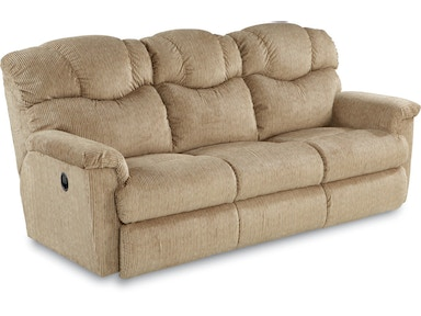 Lancer Three Cushion La-Z-Time Full Reclining Sofa (STOCK PHOTO..STOP IN FOR COLOR CHOICE) 440515
