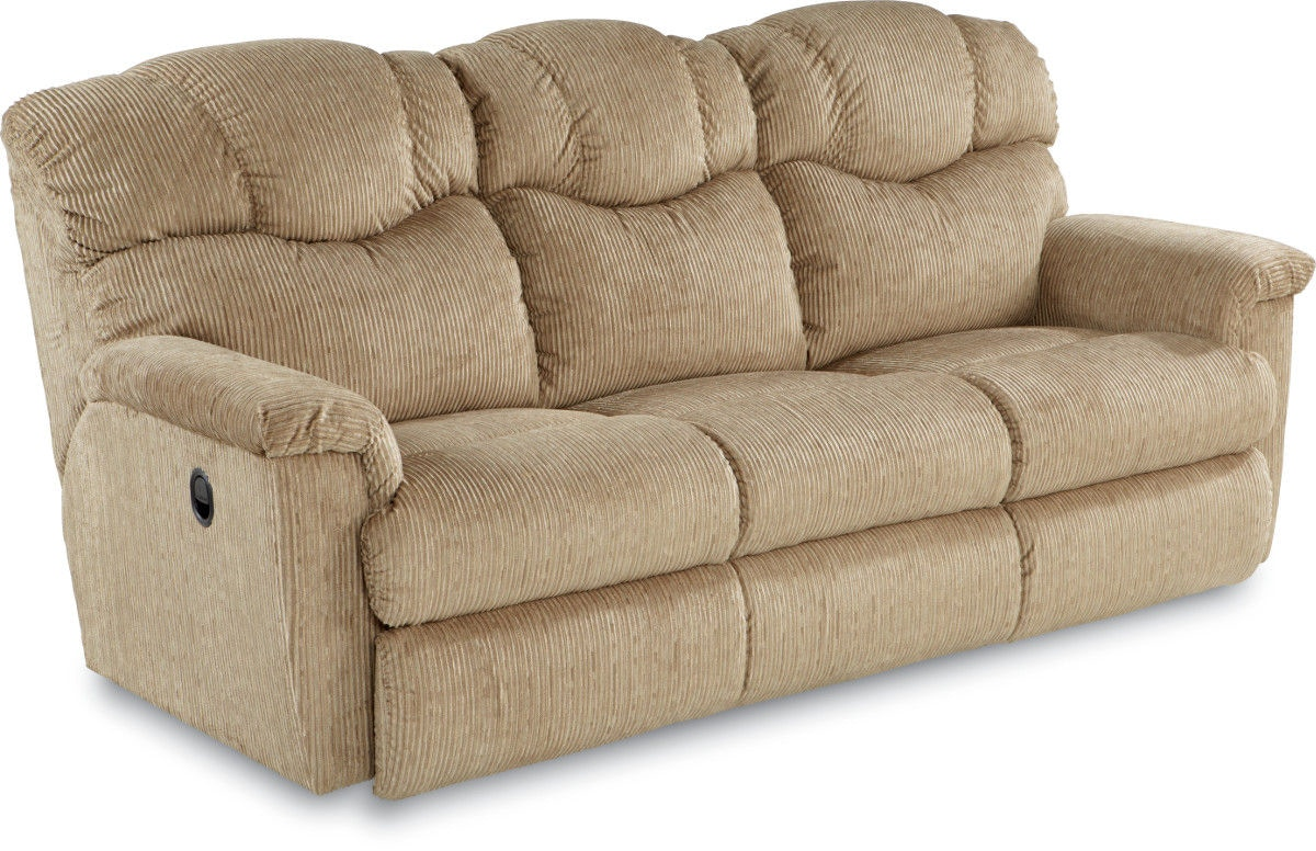 La Z Boy Sofa La-Z-Boy Living Room La-Z-Time® Full Reclining Sofa 440515 at Kettle River  Furniture and Bedding