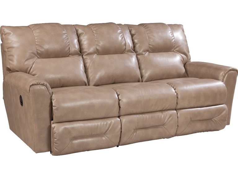 La-Z-Boy Living Room Easton La-Z-Time® Full Reclining Sofa ...