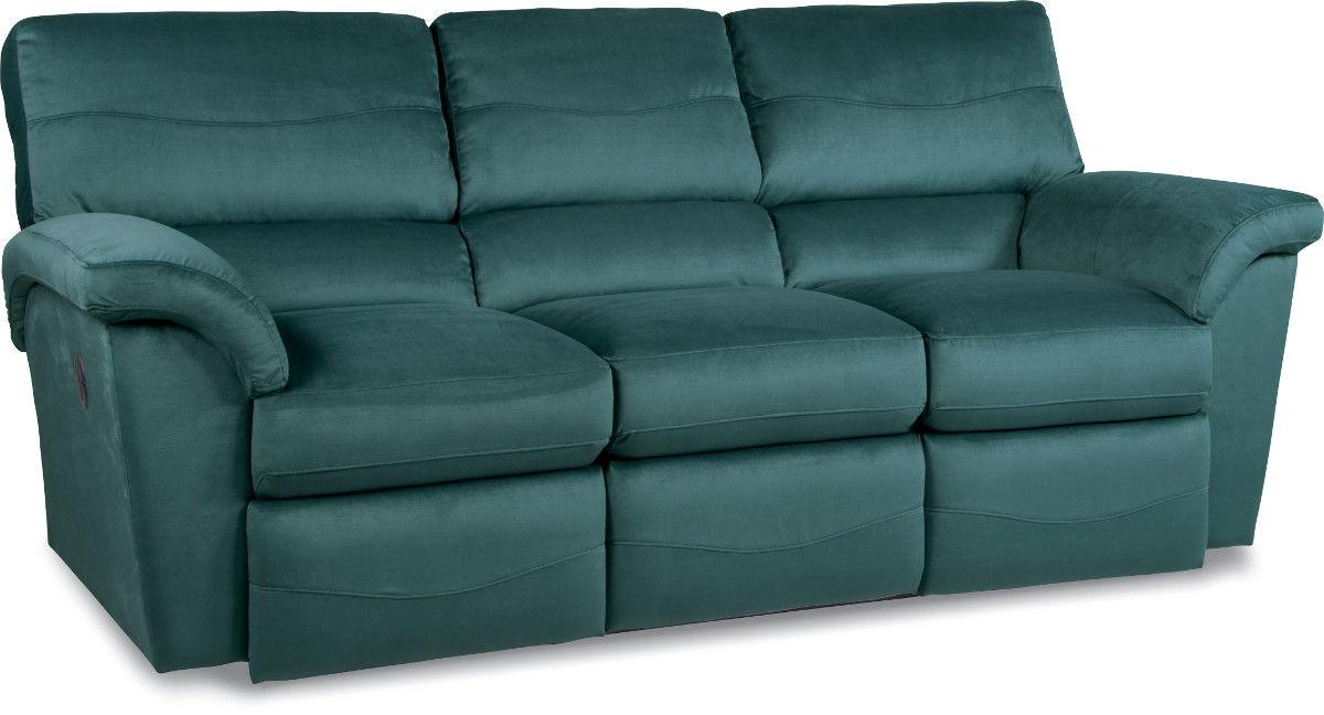 Power La Z Time Full Reclining Sofa Lz44p366