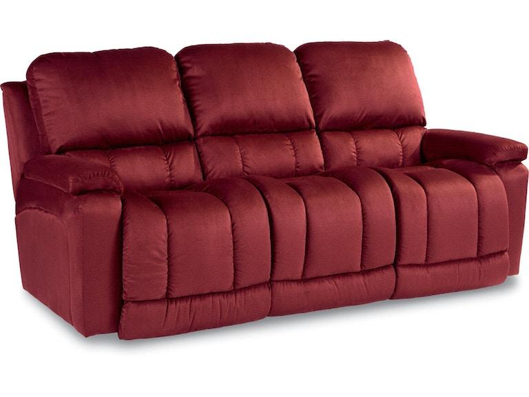 Greyson Power La Z Time 174 Full Reclining Sofa Lz44p530