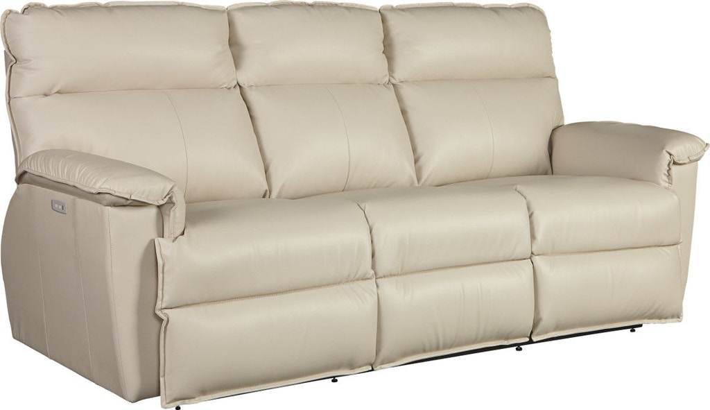 La-Z-Boy Living Room Power La-Z-Time® Full Reclining Sofa 44P706 ...