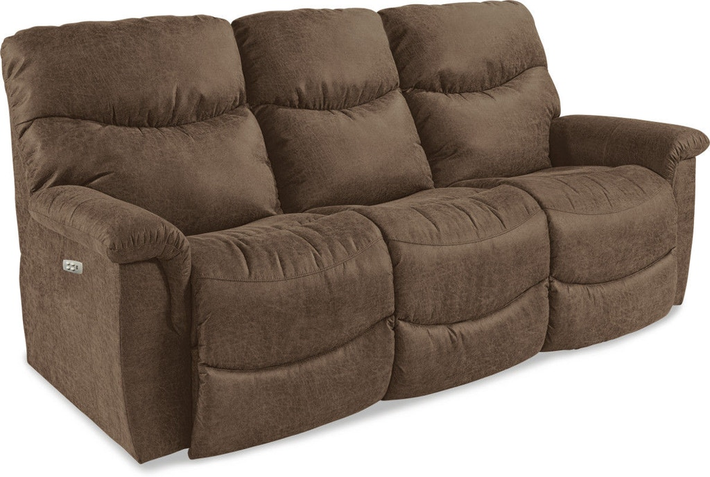 La-Z-Boy Living Room La-Z-Time® Power-Recline™ with Power Headrest ...