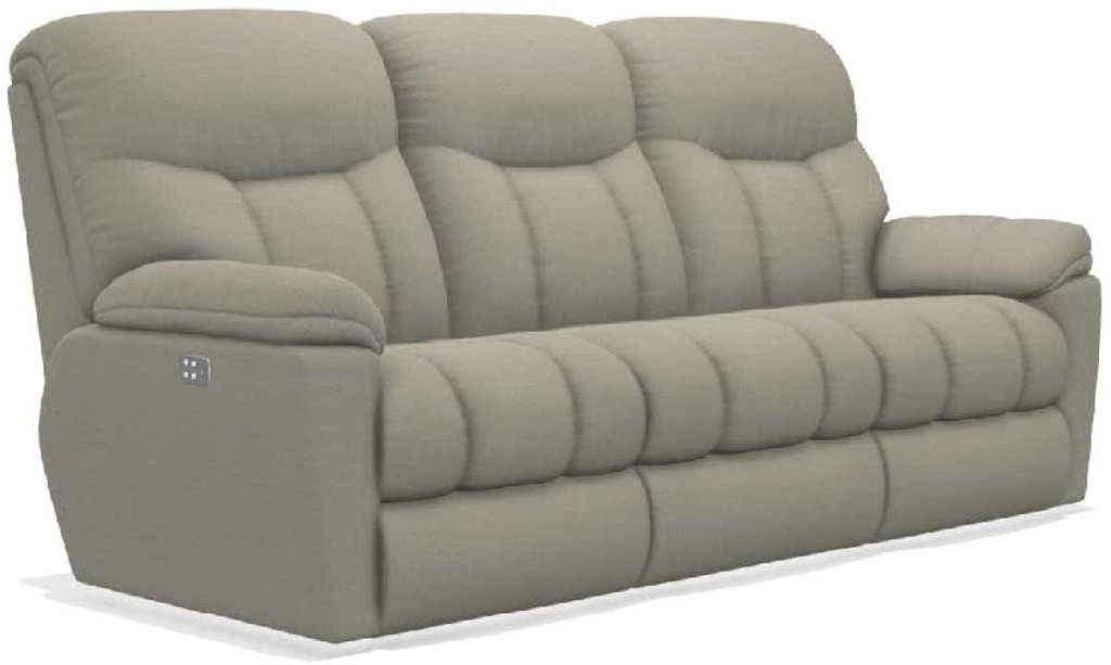 La Z Boy Living Room Morrison Power Reclining Sofa With