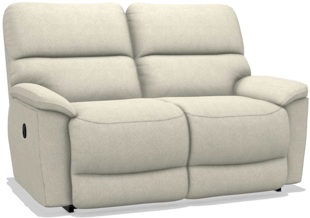 Marvelous La Z Boy Living Room Brooks Reclining Loveseat 480727 Creativecarmelina Interior Chair Design Creativecarmelinacom