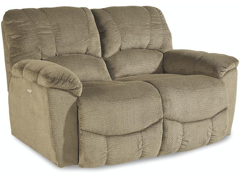 La Z Boy Living Room Full Reclining Sofa 44p537 Moores