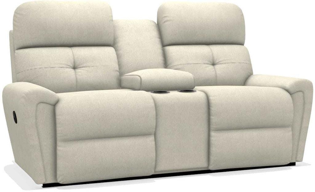 Amazing La Z Boy Living Room Douglas Reclining Loveseat With Console Ibusinesslaw Wood Chair Design Ideas Ibusinesslaworg