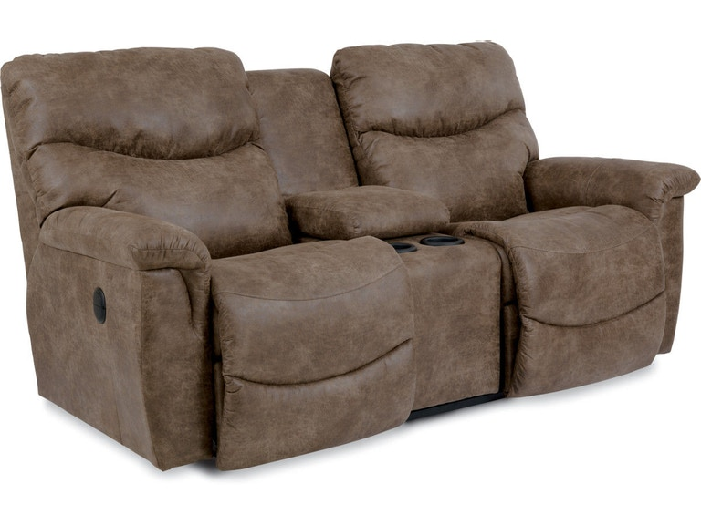 James Power La Z Time 174 Full Reclining Loveseat With