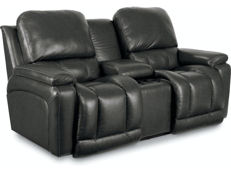 Greyson Power La Z Time 174 Full Reclining Loveseat With