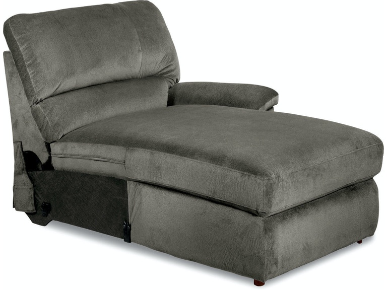 La Z Boy Living Room Left Arm Reclining Chaise 4QQ723 At Habegger Furniture Inc