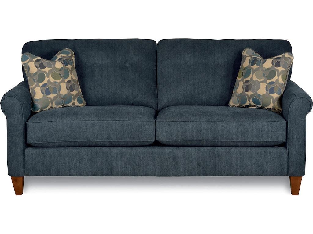 Living Room La Z Boy Premier Sofa 610411 Hickory Furniture Mart Hickory Nc