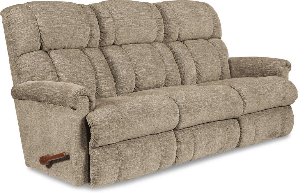 La-Z-Boy Living Room Reclina-Way® Full Reclining Sofa 330512 ...