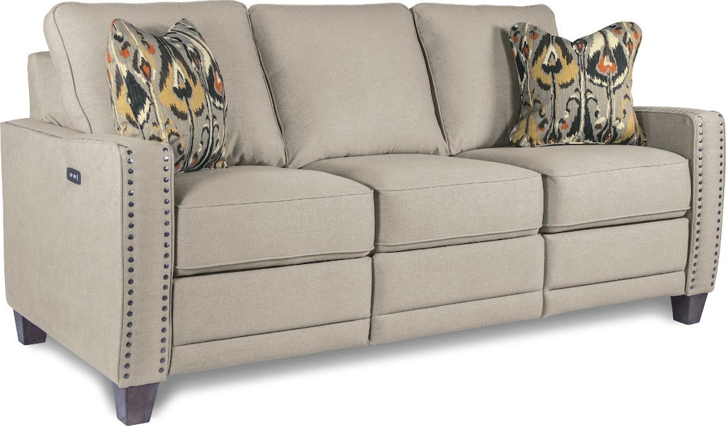 La Z Boy Living Room Makenna Duo Reclining Sofa 91p896