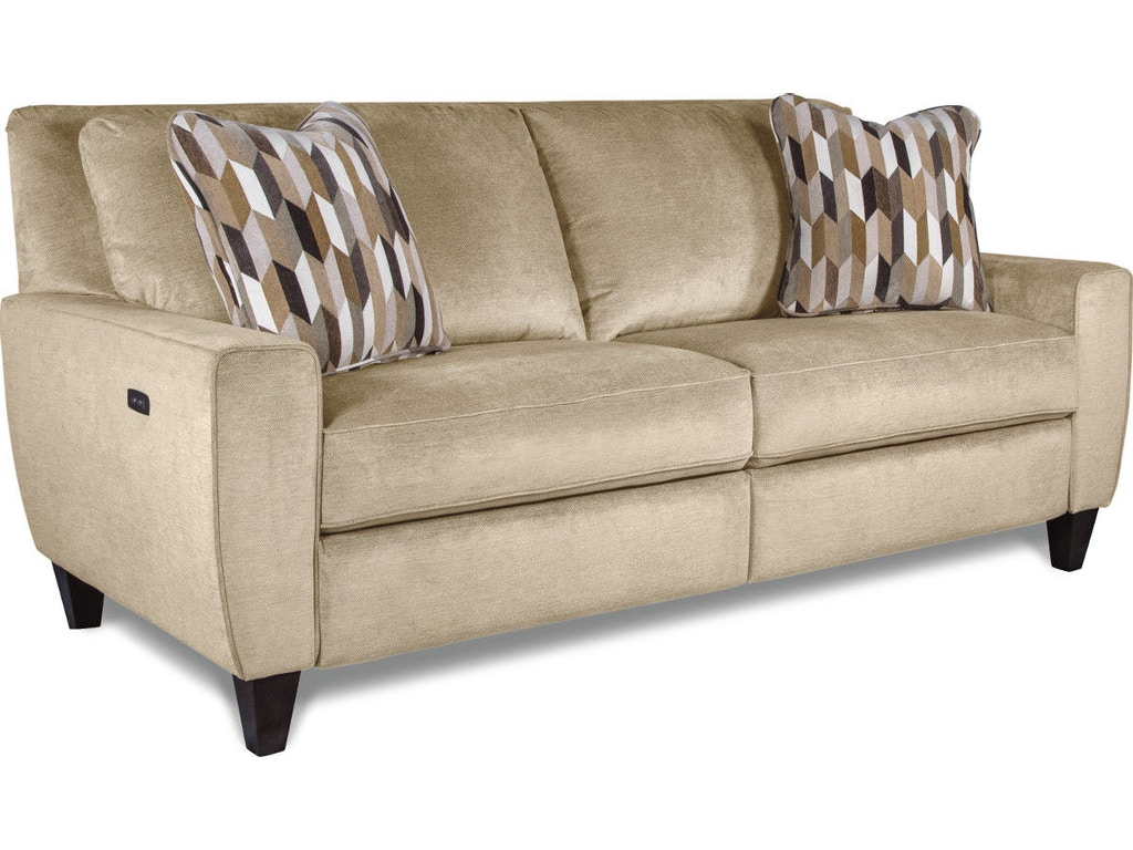 La z boy living room duo reclining 2 seat sofa 92p897 for Quality furniture