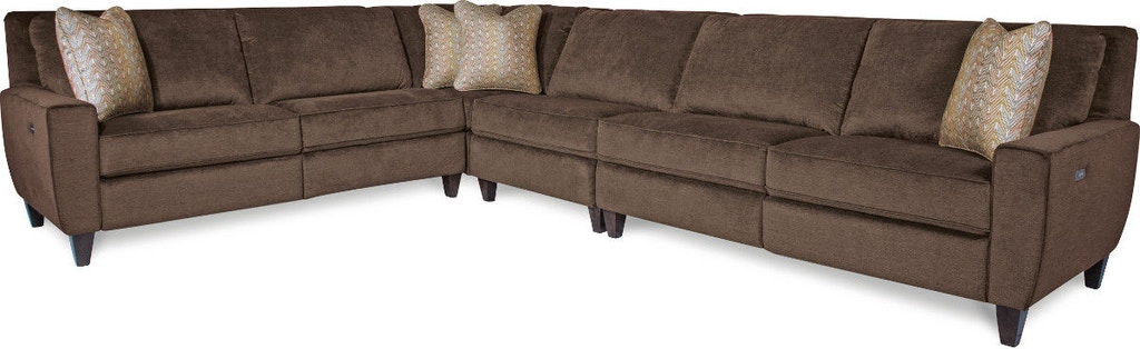 Superb La Z Boy Living Room Duo Sectional 897 Sectional Wrights Evergreenethics Interior Chair Design Evergreenethicsorg