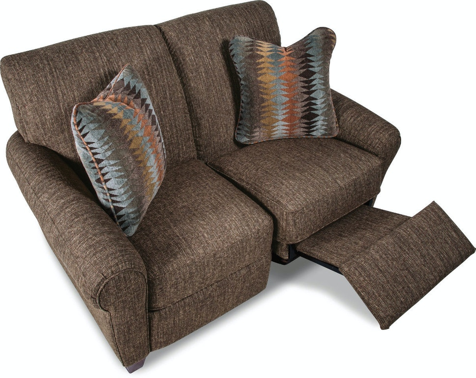 Ideas About Bennett Brown Leather Loveseat Bobs Furniture