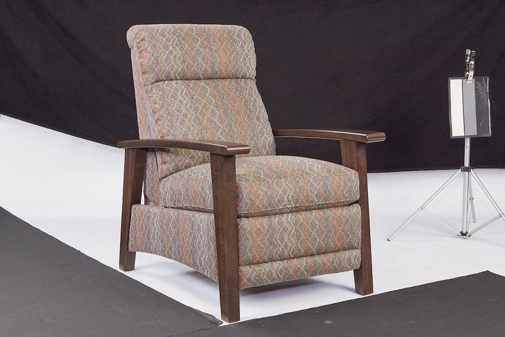 Living Room Nouveau La Z Boy 174 Low Profile Recliner 255409