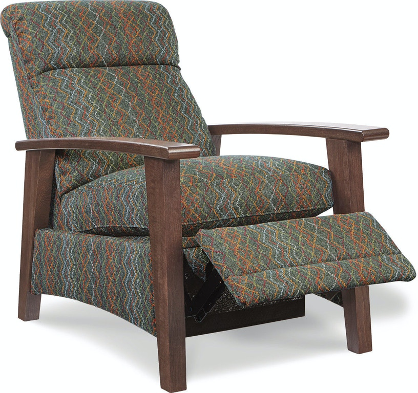 Living Room La Z Boy Low Profile Recliner 255409 Kettle River Furniture And Bedding
