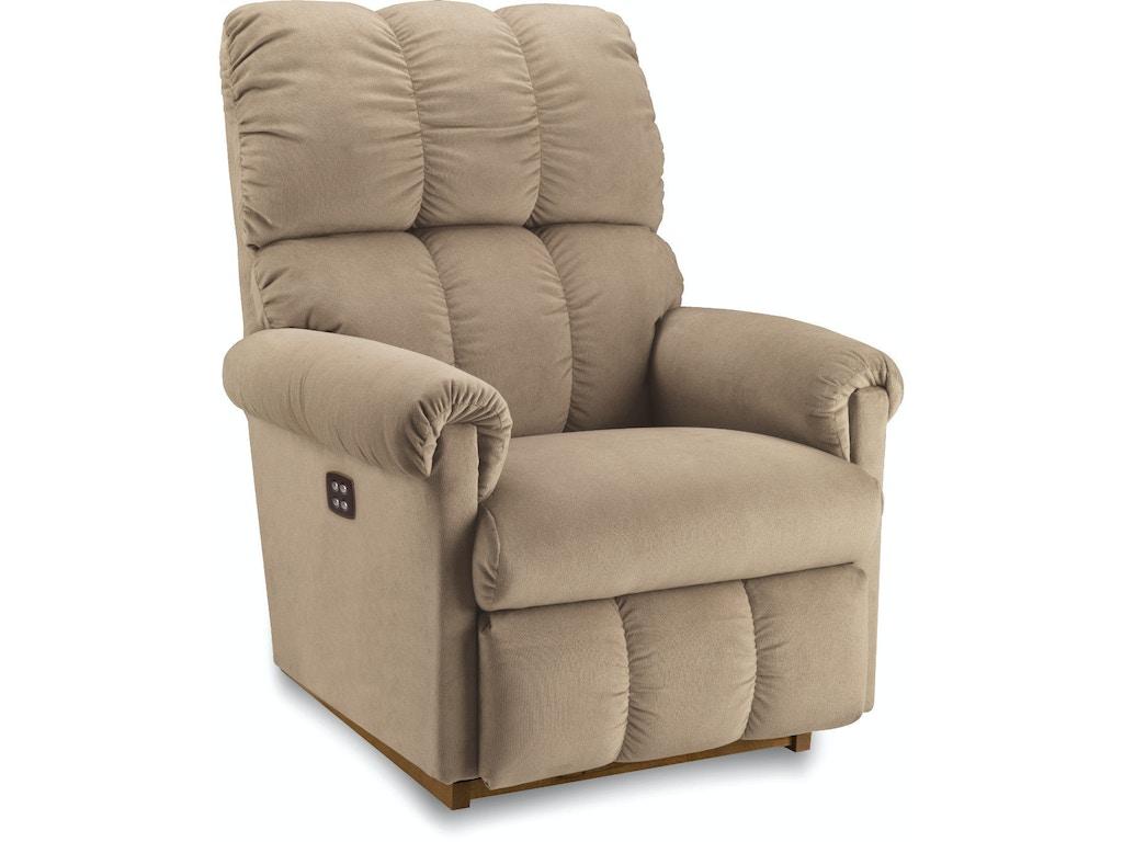 La Z Boy Living Room Power Recline Xr Reclina Rocker Recliner P10403 Hickory Furniture Mart
