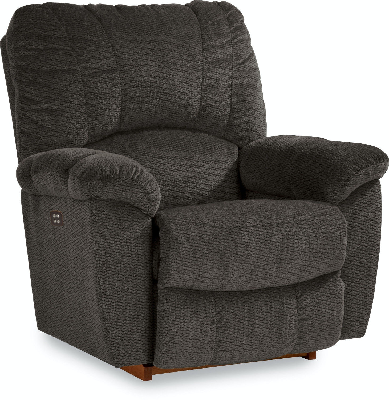 La-Z-Boy Power-Recline-XR RECLINA-ROCKER® Recliner P10537  sc 1 st  Hickory Furniture Mart & La-Z-Boy Living Room Power-Recline-XR RECLINA-ROCKER® Recliner ... islam-shia.org