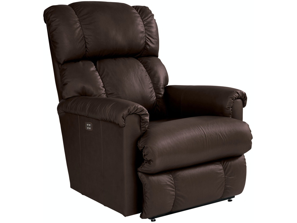 La Z Boy Living Room Power Recline Xrw Reclina Way Recliner P16512 Hickory Furniture Mart