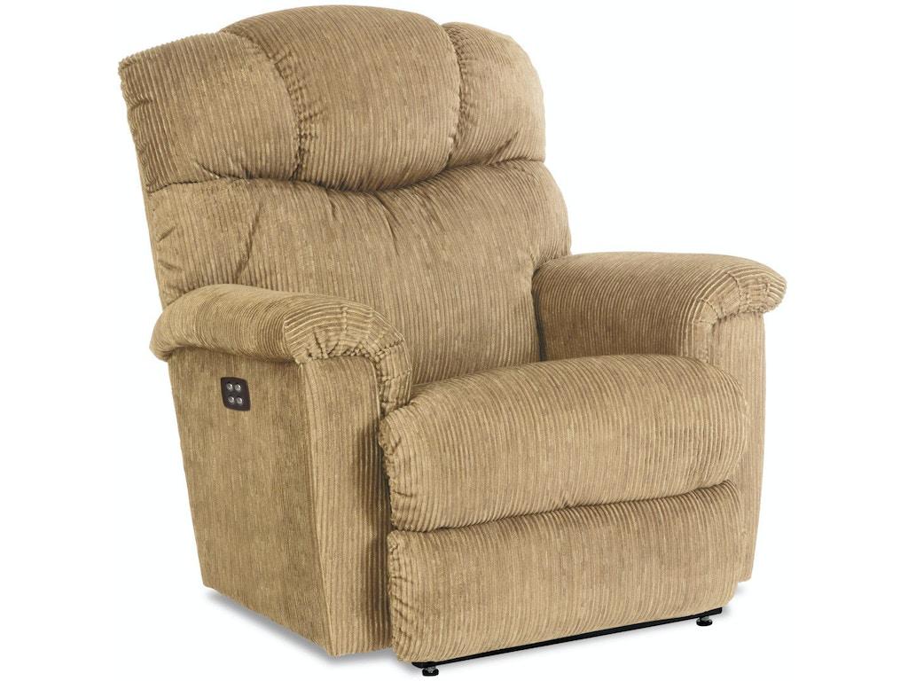 la z boy living room power recline xrw reclina way recliner p16515 hickory furniture mart. Black Bedroom Furniture Sets. Home Design Ideas